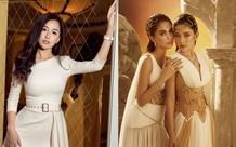 Mai Phương Thúy đẹp cuốn hút tại sự kiện, Ngọc Trinh - Chi Pu hóa nữ thần trong bộ ảnh mới