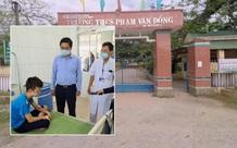 """Vụ bé trai 14 tuổi bị chủ quán bánh xèo ở Bắc Ninh """"tra tấn"""": Nhà trường sẵn sàng cho cháu trở lại học"""