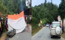 Xe máy đấu đầu ô tô 7 chỗ, 2 người phụ nữ tử vong tại chỗ