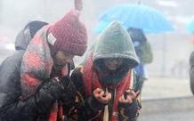 """Miền Bắc chuẩn bị đón """"mùa đông đích thực"""" với đợt rét đậm nhất từ đầu mùa, có nơi xuống dưới 10 độ C"""