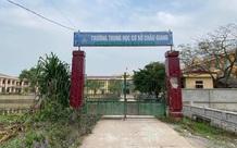 Tin tức pháp luật ngày 27/11: Tạm giữ nam sinh lớp 9 đánh bạn dẫn đến tử vong ở Hà Nam