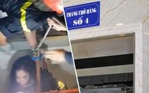 Cận cảnh chiếc thang máy gặp sự cố rơi tự do khiến 11 người trong một gia đình gặp nạn ở Hà Nội
