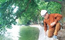 """""""Kè bảo vệ bờ hồ Hoàn Kiếm"""" được bình chọn là sự kiện Khoa học công nghệ 2020"""