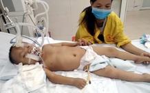 Bé trai 4 tuổi mắc bệnh ung thư máu bỗng bị ngộ độc rồi rơi cảnh hôn mê sâu