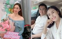 Ngô Trà My đón sinh nhật giản dị, Ngọc Hân khoe chồng sắp cưới bảnh trai