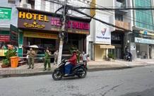 TP.HCM: Cháy khách sạn vào rạng sáng, 1 người chết, 1 người bị thương