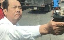 Từ vụ giám đốc công ty bảo vệ chĩa súng vào tài xế: Sử dụng 'công cụ hỗ trợ' thế nào thì hợp pháp?