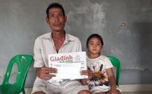 Những đổi thay cuộc sống của bé gái mồ côi sống cùng ông nội