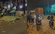 Tin TNGT ngày 18/1: Va chạm với container, người đàn ông đi xe máy tử vong tại chỗ