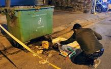 """Vụ vứt bỏ thai nhi cạnh thùng rác: """"Hành vi nhẫn tâm, vô đạo đức"""""""