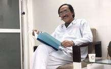 Nghệ sĩ Giang Còi xác nhận bị ung thư họng đã đến mức di căn