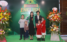 """Ra mắt dự án """"Hội tự học tiếng Anh English lights your home"""""""