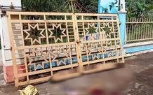 Cổng trường mầm non đổ sập đè tử vong cháu bé 4 tuổi, một cháu bị thương nặng
