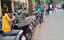 'Bát nháo' hoạt động trông giữ xe ở Hoàn Kiếm, Hà Nội: Cần chấn chỉnh hoạt động của Tùng Linh