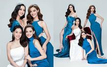 """""""Bà trùm Hoa hậu"""" đẹp quyền lực bên Top 3 Miss World Việt Nam sau 2 năm đăng quang"""