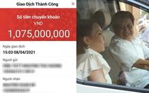 Nói là làm, NS Việt Hương chuyển khoản nóng 1 tỷ đồng đặt cọc mua xe cứu thương ủng hộ ông Đoàn Ngọc Hải