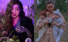 Lương Thuỳ Linh hóa nàng thơ trong bộ ảnh mới, Hà Hồ đưa 2 con đi du lịch Đà Lạt