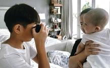 Subeo học làm nhiếp ảnh gia cầm máy đi chụp khắp nhà, nhìn thành quả Hồ Ngọc Hà tiết lộ mới bất ngờ
