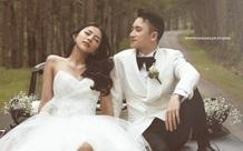 Nhìn ảnh cưới của Phan Mạnh Quỳnh mà mê mẩn trước nhan sắc cô dâu: Từ gương mặt đến vóc dáng gợi cảm chẳng kém Hoa hậu