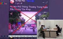 """Duy """"Nến"""" nhận án phạt 12,5 triệu đồng vì tung tin đường phố Hà Nội ngày đầu phong tỏa"""
