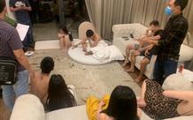 9 nam nữ vào khu nghỉ dưỡng hạng sang thuê biệt thự để bay lắc giữa mùa dịch