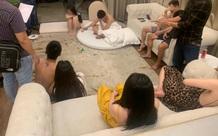 Mở tiệc ma túy giữa mùa dịch COVID-19 trong căn biệt thự cao cấp
