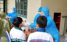 Hưng Yên ghi nhận một nam sinh lớp 10 dương tính SARS-CoV-2