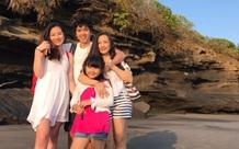 """Diễn viên Khánh Huyền và hôn nhân thứ 2: """"Ông xã rất quý và chăm bé như cha đẻ"""""""