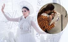 """Khánh Vân xuất hiện theo cách """"chưa từng có"""" tại Hoa hậu Hoàn vũ Thế giới khiến khán giả trầm trồ"""