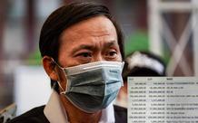 Đối tượng phát tán sao kê tài khoản ngân hàng nghi của Hoài Linh đối mặt hình phạt nào?