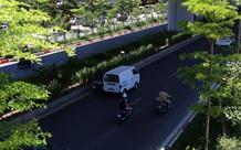 Con đường mát mẻ dài nhất Hà Nội giữa những ngày nắng nóng đỉnh điểm