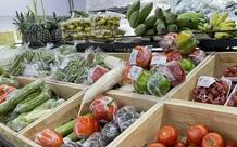 Giá thực phẩm chợ dân sinh Hà Nội tăng nhẹ, siêu thị vẫn bình ổn