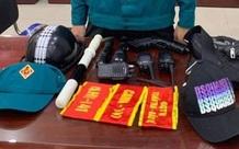 Hà Nội: Tóm gọn nhóm thanh niên đóng giả tổ công tác phòng chống dịch để phạt người dân