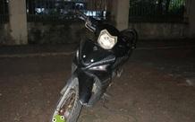 Tìm thấy chiếc xe máy bị cướp của nữ công nhân môi trường ở Hà Nội