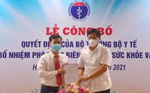 Bộ Y tế bổ nhiệm 2 Phó Tổng biên tập Báo Sức khỏe & Đời sống