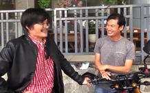"""Tiết Cương: """"Nghệ sĩ Công Ninh vất vả vì đam mê xe mô tô"""""""