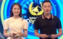 Hình ảnh đầu tiên của Khánh Vy trên sóng Olympia: Chuyên nghiệp và rạng rỡ với nụ cười thương hiệu