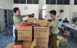 Hàng ngàn Bánh Trung thu do nước ngoài sản xuất nhập lậu vào Việt Nam