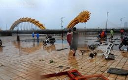 Từ 23 giờ khuya nay, Đà Nẵng kiểm soát phương tiện cá nhân đi ngoài đường để phòng tránh bão số 5