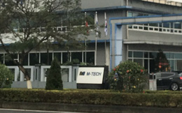 """Công ty TNHH M-Tech Việt Nam bị phạt gần 500 triệu đồng vì """"bức tử"""" môi trường"""