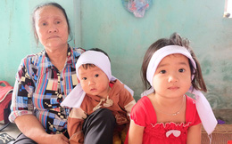 Xót xa gia cảnh 2 đứa trẻ có bố mất do tai nạn giao thông, mẹ bị tim bẩm sinh, ốm yếu