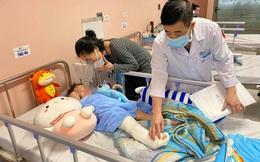 Tình hình sức khỏe hiện tại của bé gái rơi từ tầng 12 chung cư ở Hà Nội và dự kiến thời gian xuất viện