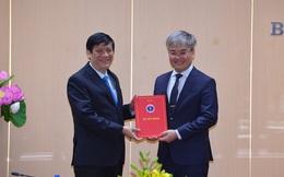 Bộ Y tế bổ nhiệm ông Trần Tuấn Linh giữ chức Tổng Biên tập Báo Sức khỏe và Đời sống