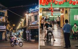 Các khu phố ăn chơi Hà Nội giữa đợt dịch Covid-19 thứ 4: Tạ Hiện vắng vẻ đến ảm đạm, nơi khác lại đông đúc không ngờ
