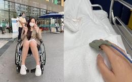 Mai Phương Thúy bất ngờ đau tim, khó thở, nhập viện trong đêm