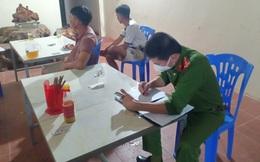 Tụ tập uống bia và xem bóng đá, 10 người ở Bắc Giang bị xử lý