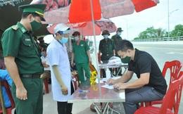 Né khai báo về từ Bắc Ninh, người đàn ông bị xử phạt 15 triệu đồng