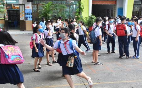 Làm gì để trẻ được an toàn trong trường học?