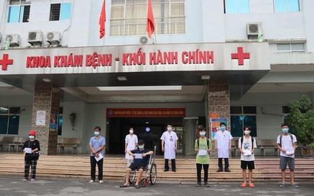 Gần một nửa số bệnh nhân mắc COVID-19 ở Bắc Ninh đã được xuất viện