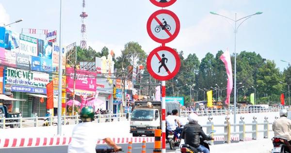 Mức phạt lỗi xe đi vào đường cấm năm 2021